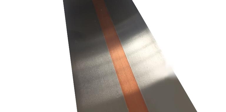 Copper Clad Material : Inlay clad materials